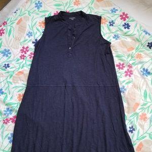 Eileen Fisher summer dress sz L